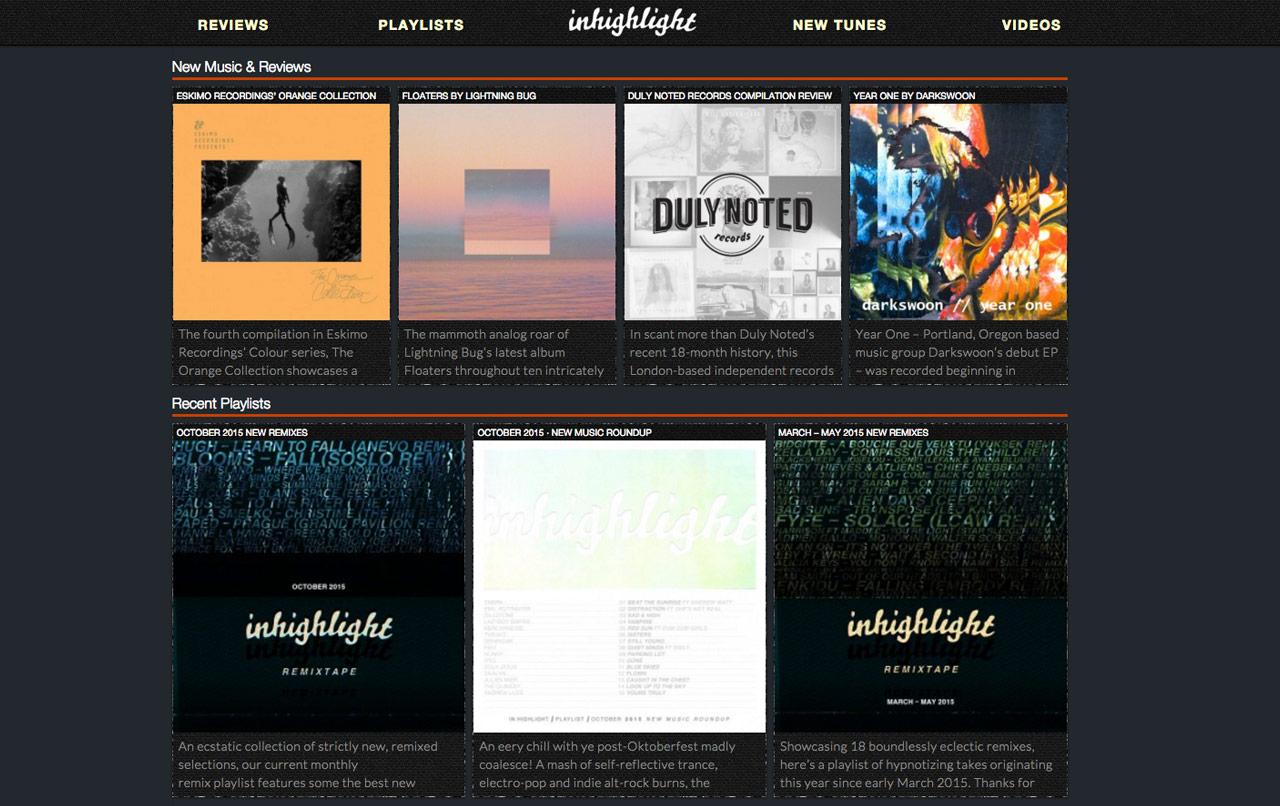 joaochao portfolio inhighlight music blog