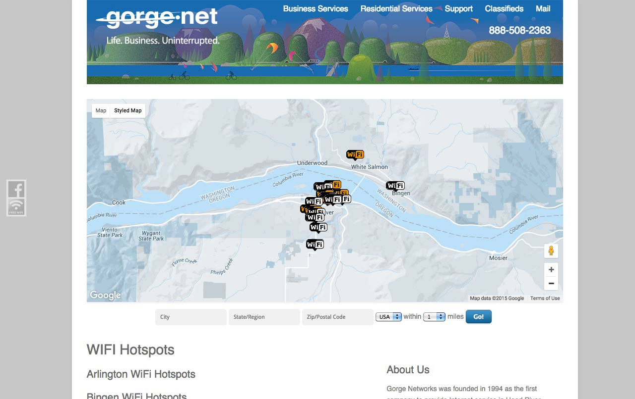 joaochao portfolio gorge net google maps api integration