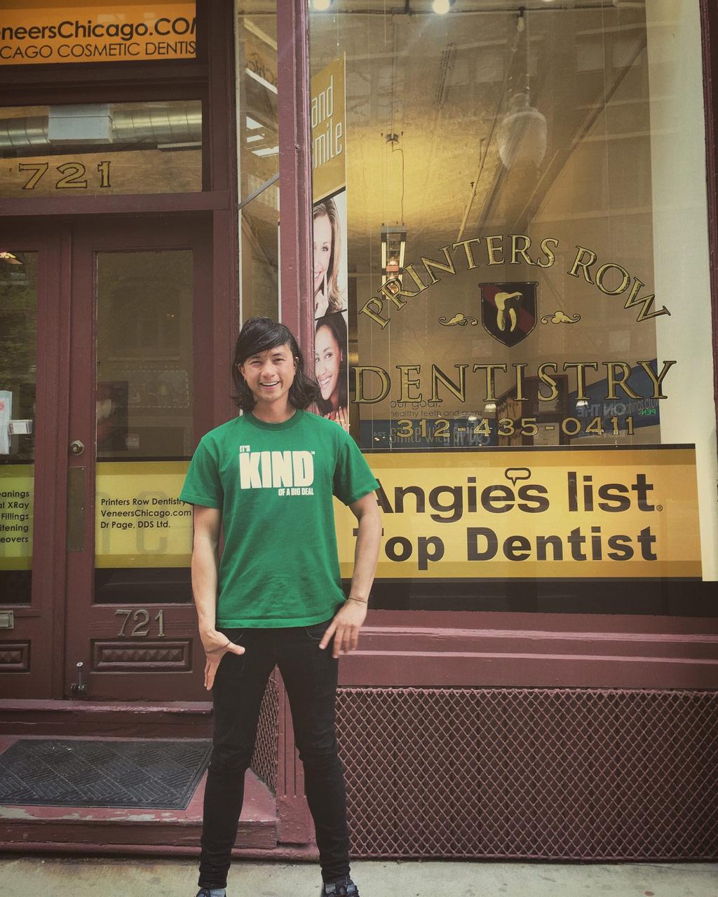 Printers Row Dentistry