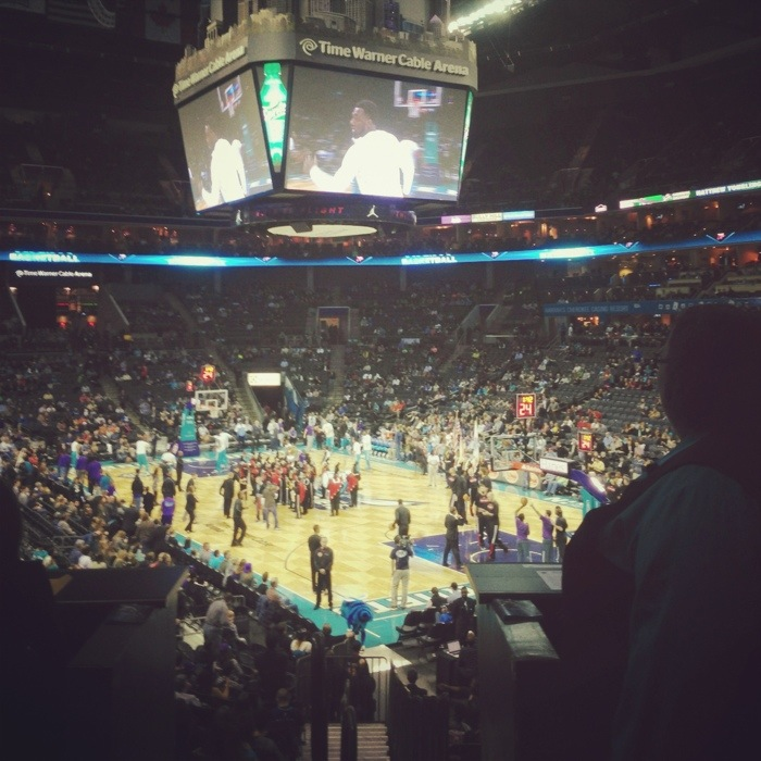 CLT Time Warner Cable Arena