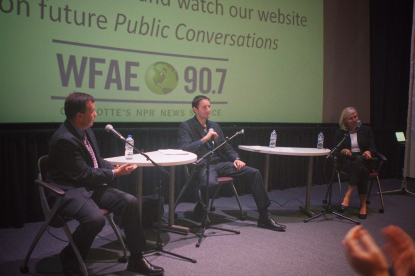 Charlotte Area Film Industry WFAE Public Conversations Series