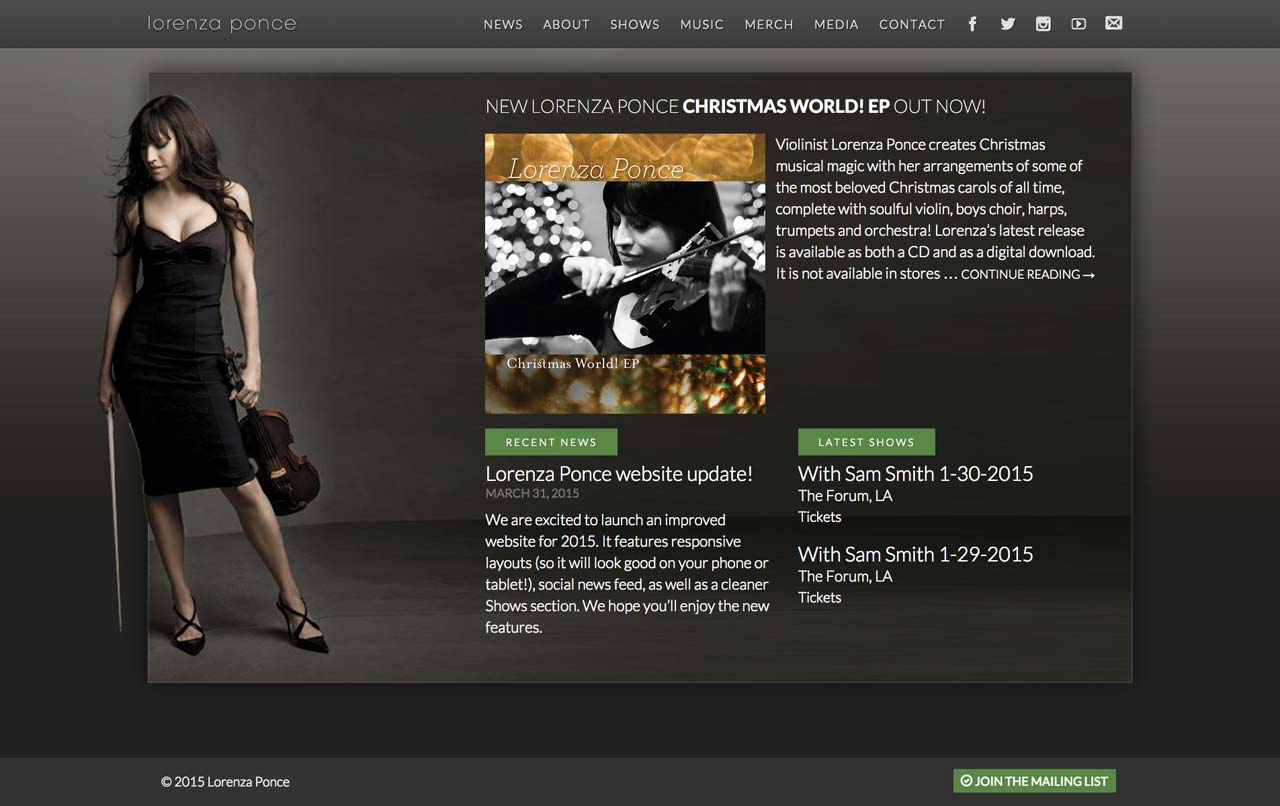 joaochao portfolio lorenza ponce homepage