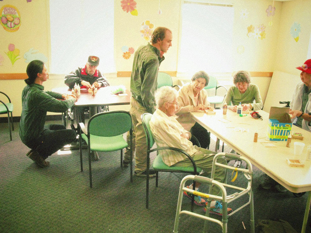 Easter Crafts at Laurelhurst Village, Portland Image3