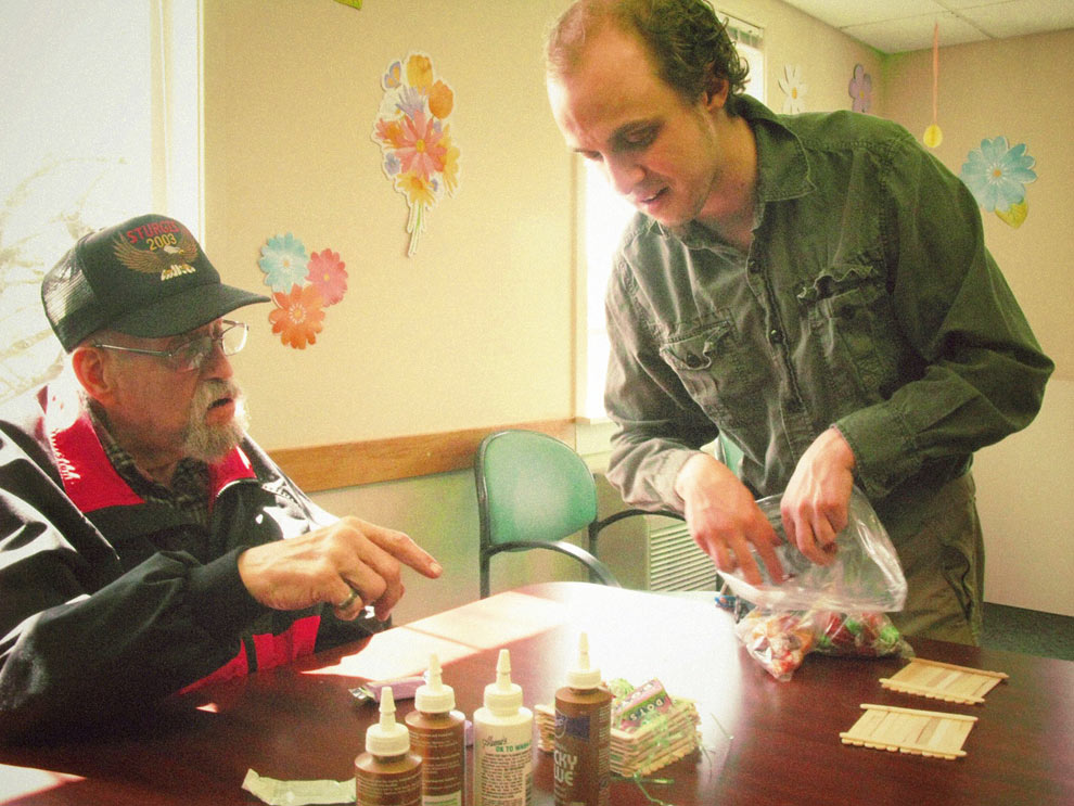 Easter Crafts at Laurelhurst Village, Portland Image4