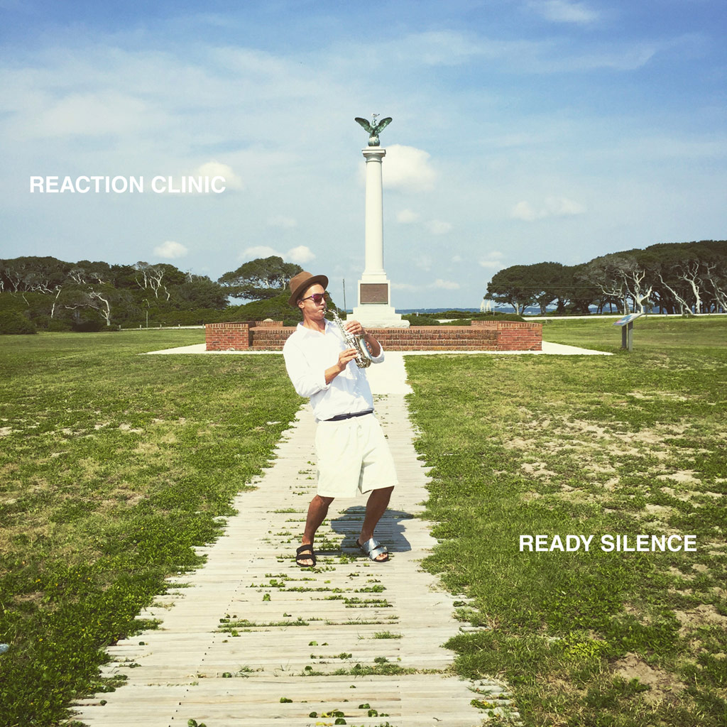 Ready Silence EP by Reaction Clinic