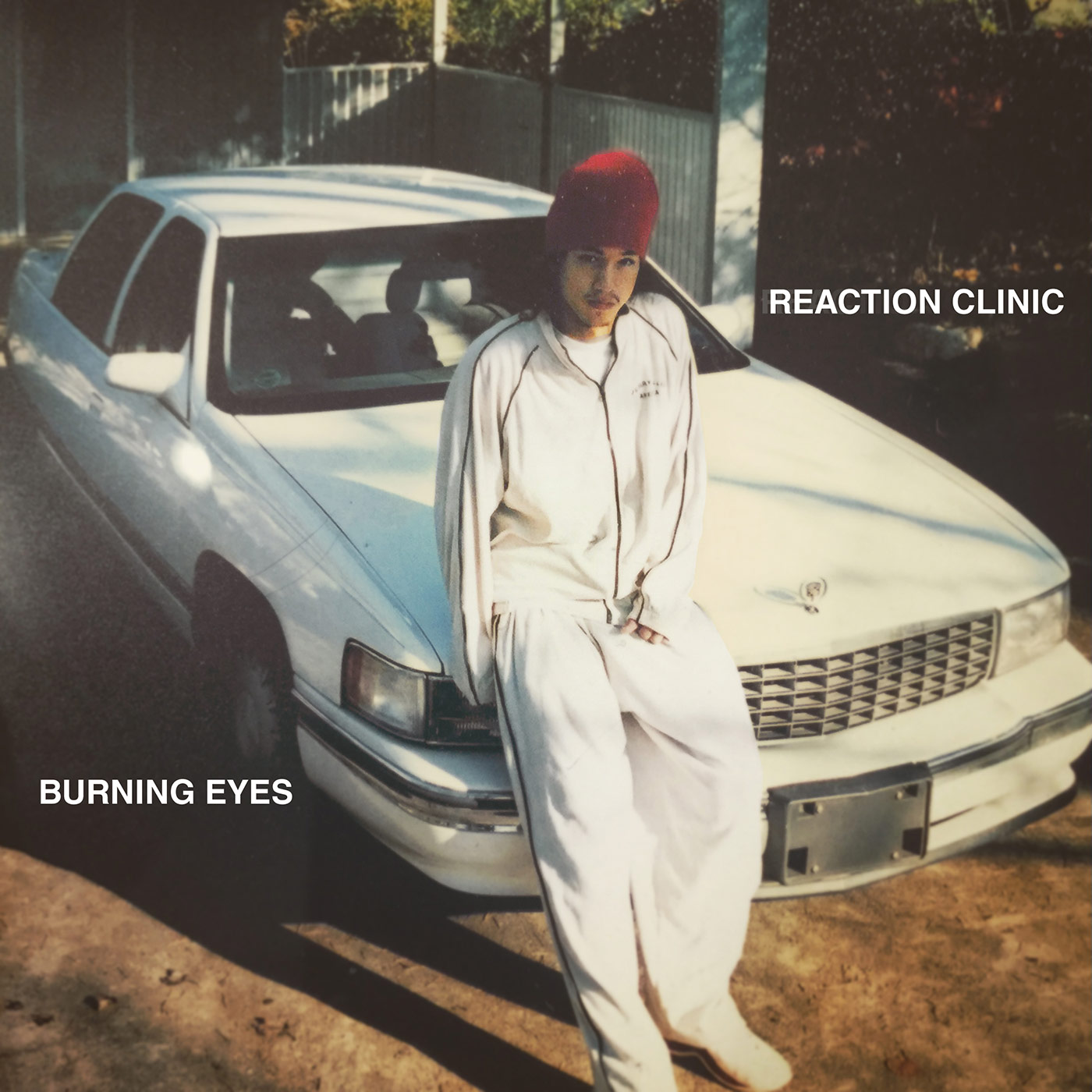 reaction clinic - burning eyes ep
