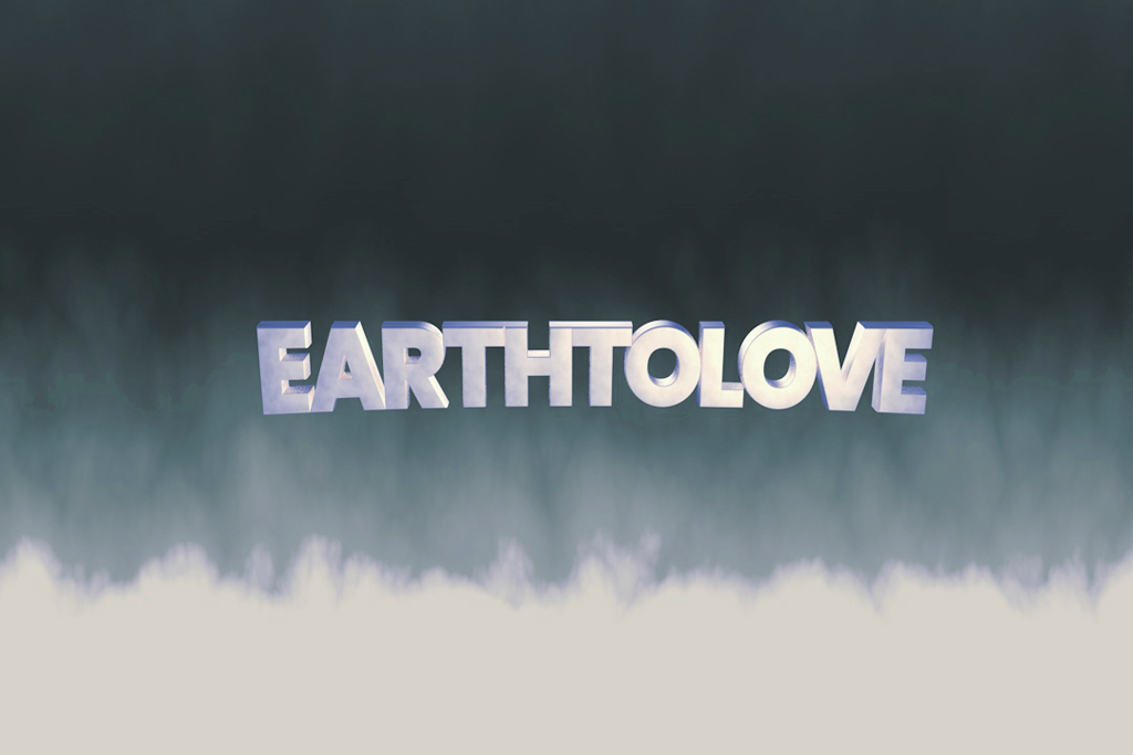 earth to love album artwork